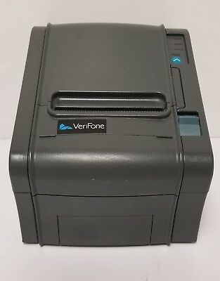Verifone  Rp-300 Pos Thermal Receipt Printer For Ruby Topaz Xl With Power Supply