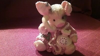 Enesco this little piggy sow are things with you figurine