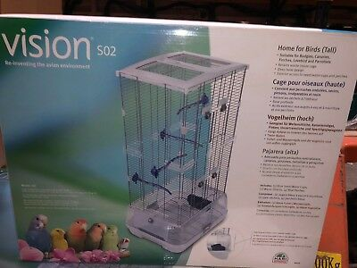 Vision S02 - Bird Cage