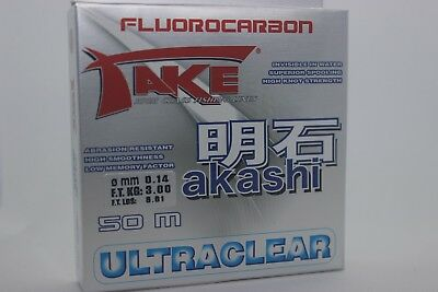 Fluorocarbon, 50mtr spools, Lure fishing, fly fishing, great Fluoro great value!
