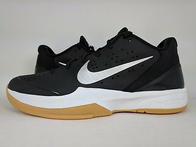 dee2476deabb Nike Air Zoom Hyperattack Volleyball Shoes Black White Gum sz 11.5  (881485-001)