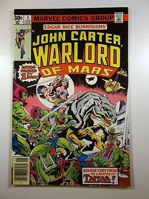 John Carter Warlord of Mars #1 Gorgeous NM- Condition!!