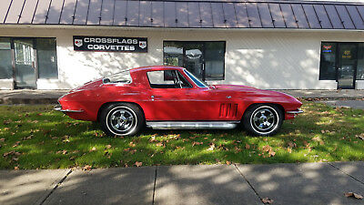 1966 Chevrolet Corvette  1966 Corvette Coupe Powerglide Matching numbers