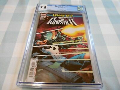 What If? The Punisher #1 Cgc 9.8 (Combined Shipping Available)