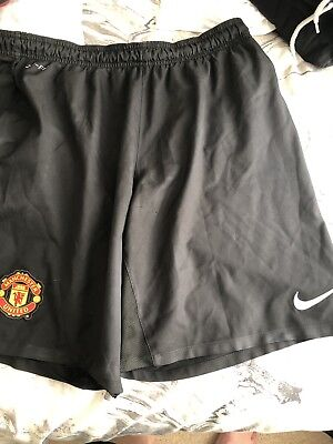 Manchester United Football Club Men's Large Nike