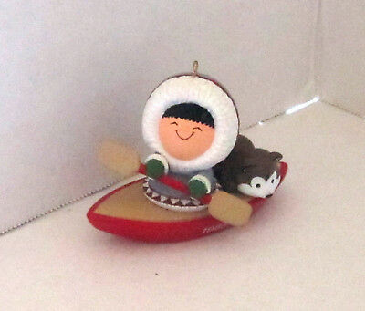 1985 Frosty Friends 6th in Series Ornament no Box