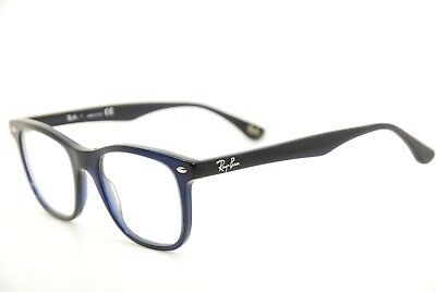 16aa24ddab AUTHENTIC RAY BAN RB 5248 2013 Dark Blue 49mm Frames Eyeglasses RX ...