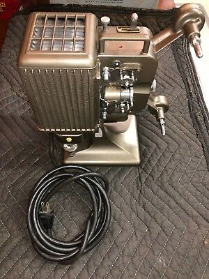 Vintage 8 MM Kodak Kodascope Eight Model 90 Projector & Case