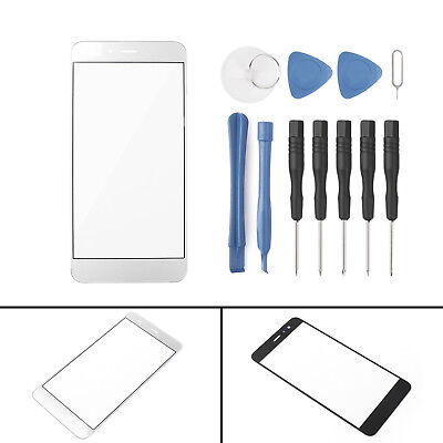 Front LCD Outer Glass Screen Lens Cover Replacement For Huawei Nova Young WT B2