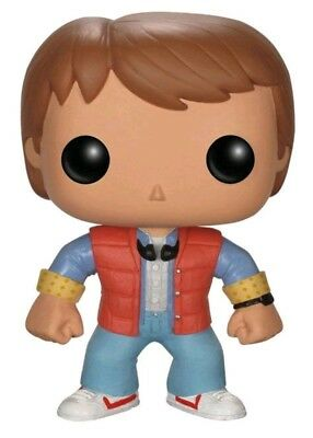 Back To The Future - Marty McFly Pop Movies Vinyl Figurine