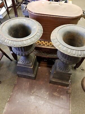 Urn style planters