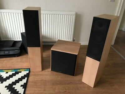 Mordaunt Short MS906 Floorstanding Speakers