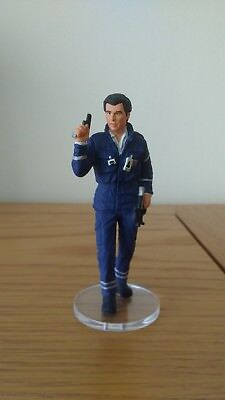 007 James Bond Corgi Icon Pierce Brosnan Twine  F04121