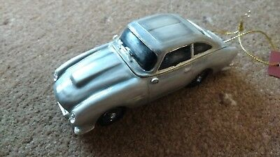 007 James Bond Rare Porcelain Db5. (With Bullet Holes).