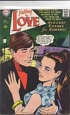 Falling in Love #94 in Very Fine condition. DC comics