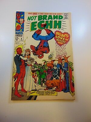 Not Brand Echh #6 VG condition Huge auction going on now!