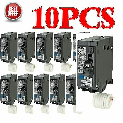 BREAKER MP120AFC SIEMENS / MURRAY 20-Amp 1 Pole AFCI Arc Fault Circuit (10PCS)