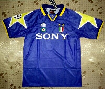 4681362e3d2 JUVENTUS 1996 DEL Piero Champions League Final Jersey