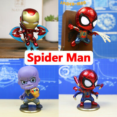 Spider Man Homecoming Spiderman PVC Action Figure Collectible Model Toy