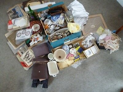 Job Lot Of Vintage Collectables - MASSIVE range of items - !!COLLECT ONLY!!
