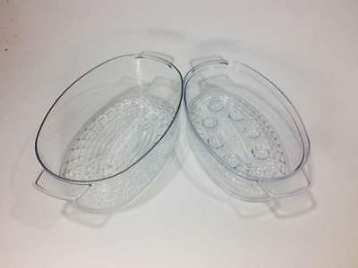 Oster Food Steamer 5711 5712 5713 5715 5716 Choice of Replacement Bowl Tray