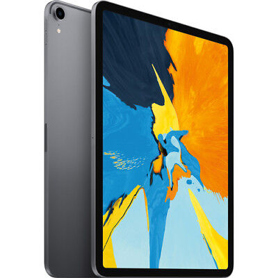 """Apple 11"""" iPad Pro (256GB, Wi-Fi Only, Space Gray)"""