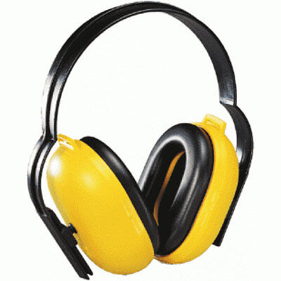 Tasco 2195 Ear Muffs Safety Hearing Protection NRR 21 Lightweight