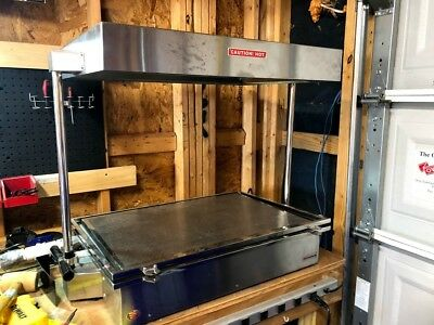 "Centroform stainless steel vacuum forming machine 18"" x 27"" Forming Area"