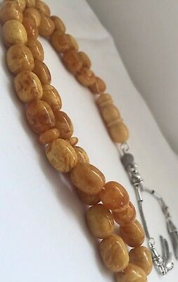 Amber Kehribar Prayer Beads