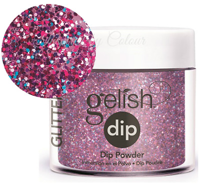 Harmony Gelish Dip System SNS Dipping Powder - #PARTY GIRL PROBLEMS 23g