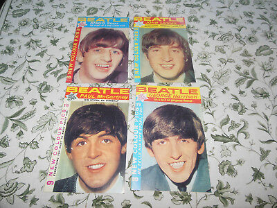 The Beatles Great Books 4 Volumes