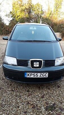cars for sale SEAT ALHAMBRA SX TDI 130