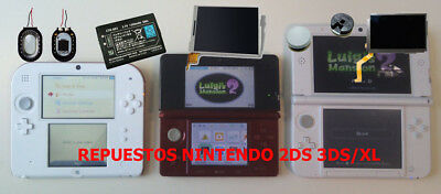 Repuestos Recambios Nintendo 2Ds 3Ds 3Ds Xl Parts