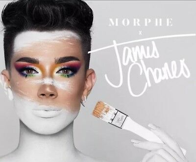 Morphe The James Charles EyeShadow Palette-Authentic W/Receipt! 🔥🔥🔥