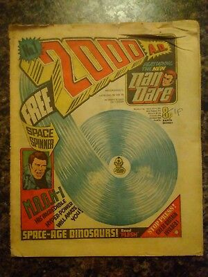 2000AD Prog ONE, 26 February 1977, fair condition