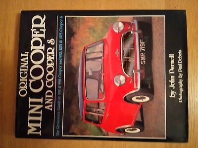 Original Mini Cooper and Cooper S :The Restorers Guide to All Mk 1, 2,&3 COOPERS