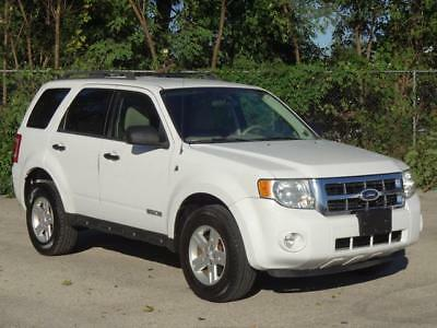 2008 Ford Escape Hybrid 2ND-OWNER! CLEAN CARFAX! 74K Mls! 2 KEYS KEYLESS ENTRY COLD AC CD-PLAYER AUX-INPUT CRUISE CONTROL CLEAN RUNS GREAT