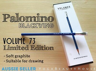 *Discontinued Limited* Palomino Blackwing 1pc Volume 73 Soft Graphite Pencil pen