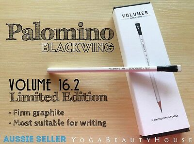 *Discontinued* Limited Palomino Blackwing 1pc Volume 16.2 Firm Graphite Pencil