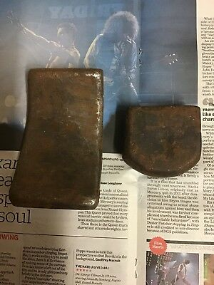 Two Vintage,Used Panel Beating Dollys