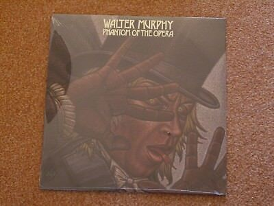 WALTER MURPHY - Phantom of the Opera LP Private Stock Records 1978 Sealed / Mint