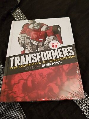 Transformers The Definitive G1 Collection - Issue 48
