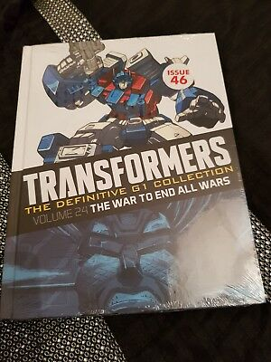 Transformers The Definitive G1 Collection - Issue 46
