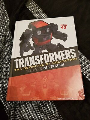Transformers The Definitive G1 Collection - Issue 45