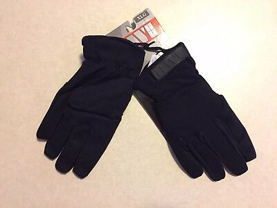 HWI DGS100 Level 5 Duty Glove in black Size Large