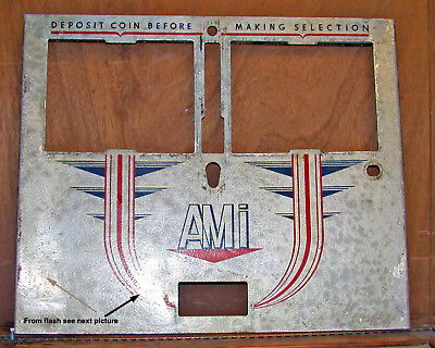 AMI C Jukebox Original Front Door Frame