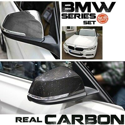 Carbon Mirror Casing Suitable for BMW Real Carbon Housing Mirror Caps Mirror Set