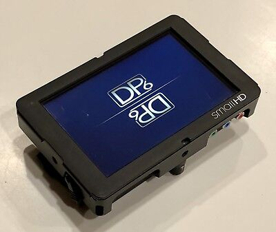 """SmallHD DP6 5.6"""" Monitor with Accessories"""