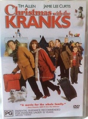 Christmas With The Kranks (DVD, 2005) PRE-OWNED ( H )