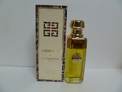 Hard To Find Givenchy 3 Iii De Givenchy 100 Ml Edt Spray, Rare